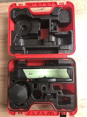 Leica Viva CS15 Field Controller and GRZ4 Prism etc