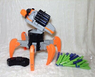 2014 NERF Combat Creatures TerraDrone RC Battle Drone DISCONTINUED by Hasbro