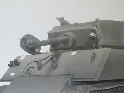 Ww Ii Us Army Tank Sherman M-4A3E2 Fisher Body General Motors Stamped Photo
