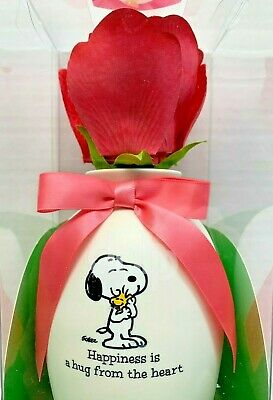 Hallmark Blooming Expressions Snoopy Peanuts Flower Blooms Great For Valentines