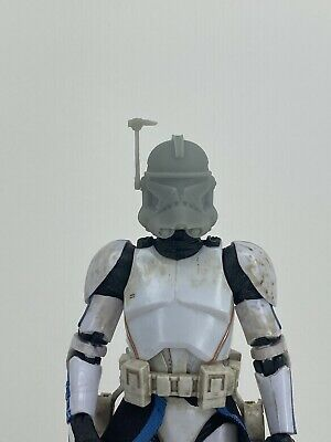 Star Wars The Black Series Custom 6 Inch Captain Fordo Set Phase 1 And 2