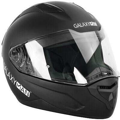 Safety DOT -- Galaxyman Motorcycle Full Face Helmet Motorbike Racing Helmets