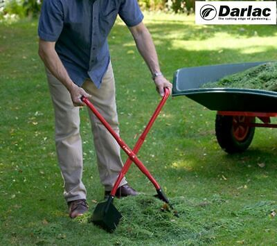 Darlac Grab-n-Lift Leaves Collector No Bending Leaf Picking