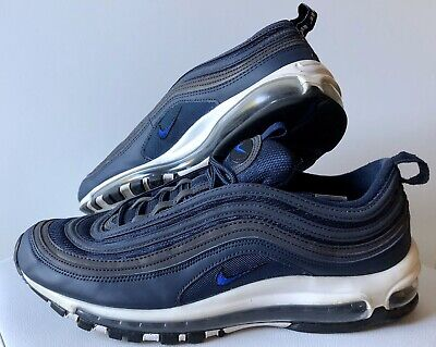 NIKE AIR MAX 97 Obsidian Blue Casual Trainers UK 3 EUR 35.5