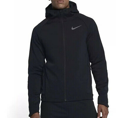 MENS NIKE THERMA Sphere Max Full Zip Hoodie Jacket Size M