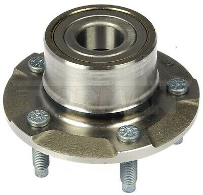 GSP 213188 Axle Bearing and Hub Assembly Driver or Passenger Side Left or Right Rear
