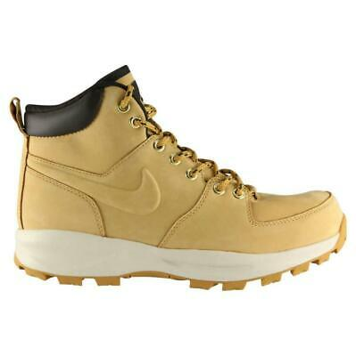 NIKE MANOA LEATHER Hommes Boots 454350 700 Cuir Beige Bottes