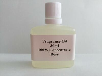 Rose Fragrance Oil Concentrate 3Oml For Candles, Wax Melts And Diffusers