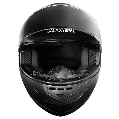 Safety DOT Motorcycle Full Face Helmet Street Motorbike Helmets Racing Sports