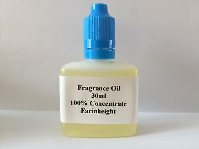 Farinheight Fragrance Oil Concentrate 3Oml For Candles, Wax Melts And Diffusers