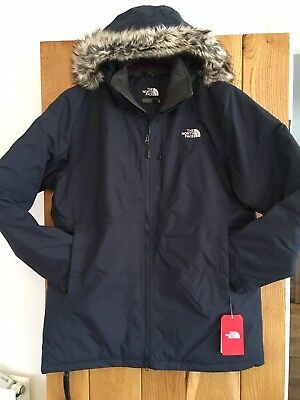 THE NORTH FACE Arashi Ii Parka Dryvent Heatseeker Jacket Mc