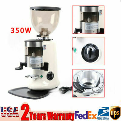Commercial Home Coffe Grinder Machine Electric Coffee Bean Ginding Burr Mill
