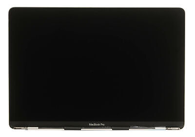 LCD Screen Display Assembly Silver For Apple MacBook Retina 13 A2159 EMC 3301