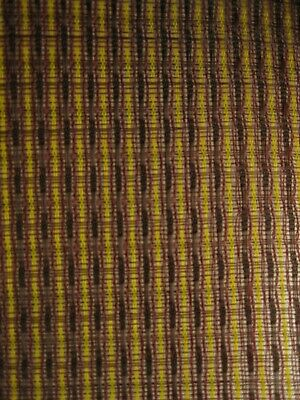 "BIG 36 x 60"" Guitar Amp/Speaker Grill Cloth/Fabric/Material/Cover Gold/Black/Red"
