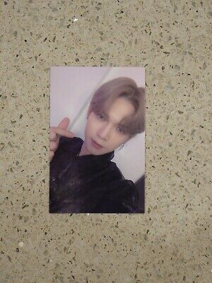 Official Ateez Action To Answer MMT Photocard