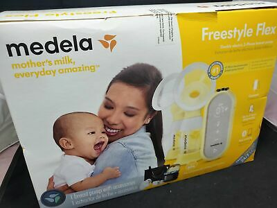 Medela Freestyle Double Electric Hands Free Mobile Breastpump