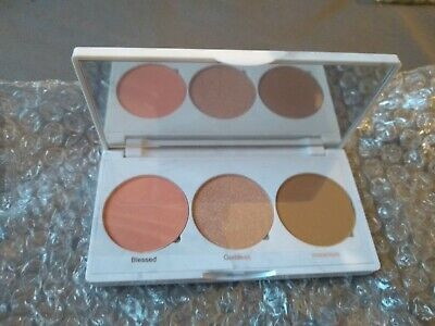 Palette contouring Realher ultimate glow getter cheek trio neuve