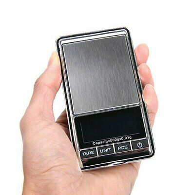 3kg/0.1g Portable Digital Kitchen Scales LCD Electronic Postal Weight Food Scale