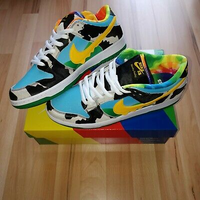 NIKE SB DUNK Low Pro x Ben & Jerry's Chunky Dunky US 12 DS