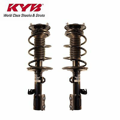 Genuine KYB Front Suspension Coil Springs Pair RA3419