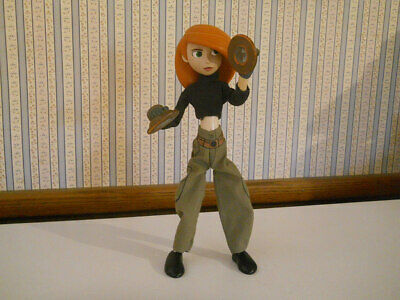 Kim Possible Mission Ready Poseable Action Figure With Accessories Disney