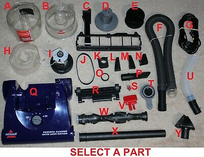 bissell vacuum cleaner spare parts