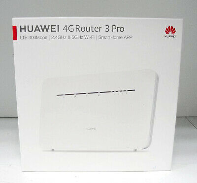 HUAWEI B535-232 CAT7 300Mbps 4G/LTE WIFI ROUTER HOME OFFICE LAN