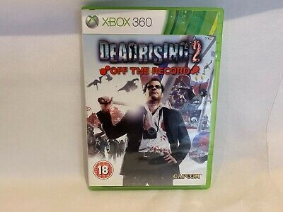Microsoft Xbox 360 Game Dead Rising 2 Off The Record New Sealed