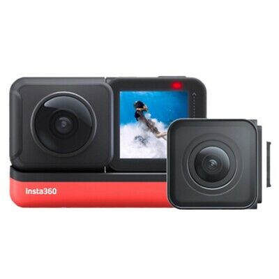 Insta360 ONE R Sports Action Camera 5.7K 360 4K Wide Angle Video Camera for R0X7