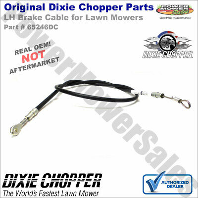 65244 Brand Band for Dixie Chopper fits Parking Brakes on all Mowers