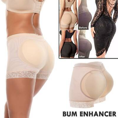 Details about  /Fajas Colombianas Shaper Padded Shorts Levanta Cola Bum Lifter Push Up Panty US