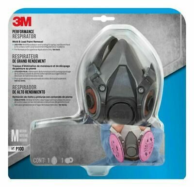 3M 6297PA1-A Lead Paint Removal Respirator - Pack of 1