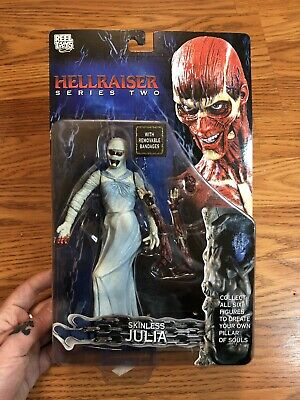 HELLRAISER series 2 SKINLESS JULIA action figure-Clive Barker-Horror-Frank-MOSC
