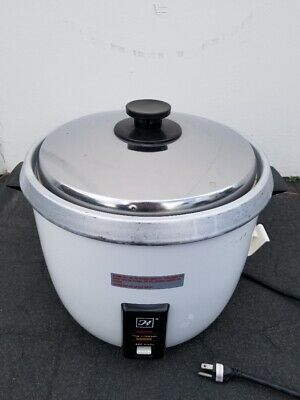 Thunder Group SEJ50000 30-Cup Rice Cooker / Warmer NSF approved