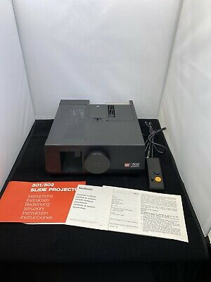 View Master 502 Automatic Slide Projector / Viewer