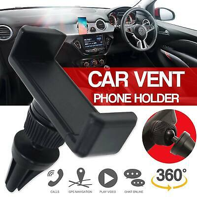 Car Air Vent Mount Cradle Mobile Phone Holder Universal 360° Rotating for GPS UK