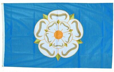 Yorkshire Army County York Rose Day Yorkshire Regiment Flag 5ft x 3ft