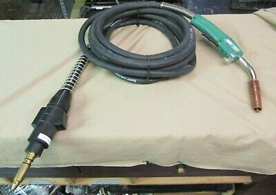other back ends available Miller Tweco 400 amp Mig gun 15/' NEW