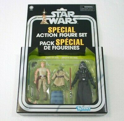 Auspacker-Star Wars The Vintage Collection Cave of Evil 3-pack//target excl.