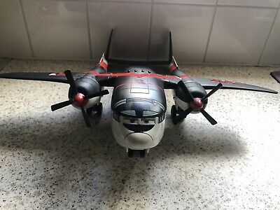 CBN14 New Disney Pixar Planes 2 Fire /& Rescue Diecast Plane Leadbottom