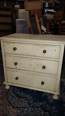 Vintage pine chest of drawers – 3 drawers