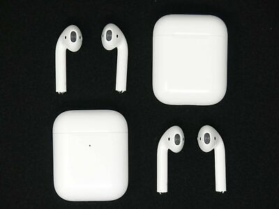 Genuine Apple AirPods 2nd Gen. Fair - Left, Right, or Charging Case Replacement