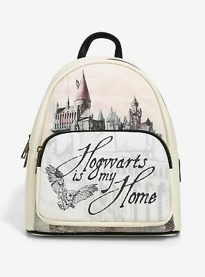 New With Tags Loungefly Harry Potter Hogwarts Is My Home Mini Backpack 89 99 Picclick