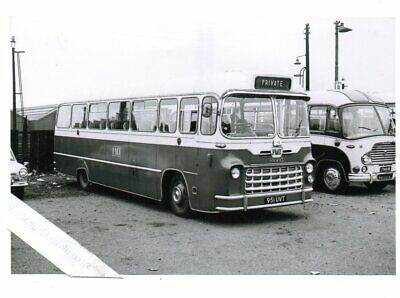 PMT Potteries Motor Traction No.772 /& 782 Longton 1976 Bus Photo B