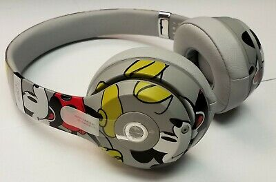 Beats By Dr Dre Beats Solo3 Wireless Disney Mickey Mouse 90th Anniversary 2018 299 99 Picclick