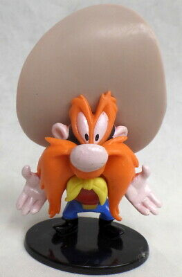 "Yosemite Sam pvc Figure Approx 2 x3/""  Warner Brothers Looney Tunes wb Lot Group"