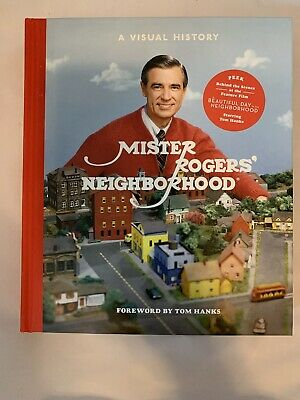 Mister Rogers Neighborhood A Visual History By Fred Rogers Productions Used 11 91 Picclick
