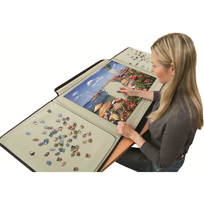 JUMBO Portapuzzle Puzzle Mates Jigsaw Puzzle Boards 500 -1000 Piece Boards
