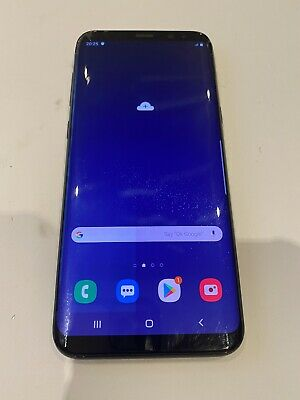 Samsung Galaxy S8+ Plus G955F Midnight Black 64GB Unlocked Smartphone