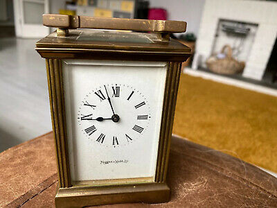 Vintage Mappin Webb Carriage Clock
